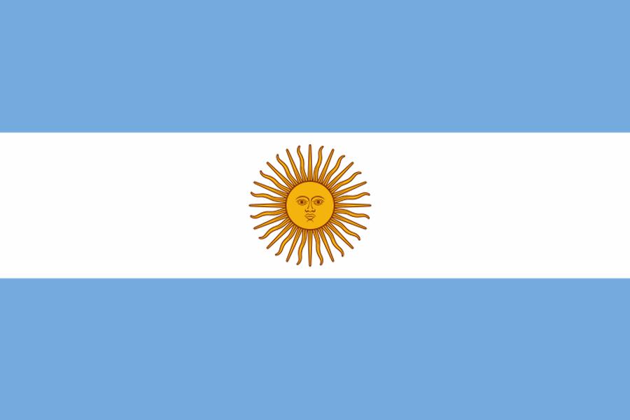 Vlag van Argentinie