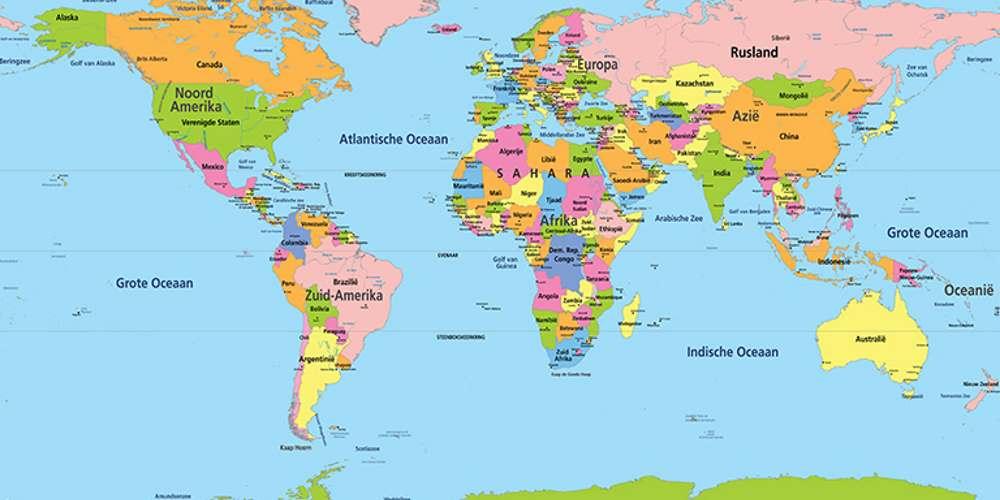 Top 10 grootste landen van de wereld top10 - Vloerlamp van de wereld ...