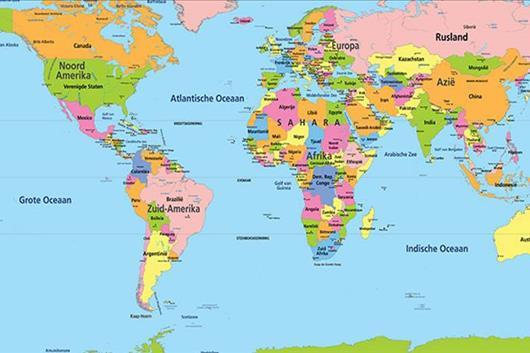 Top 10 Grootste Landen Van De Wereld