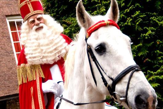 Top 10 Meest Gerijmde Woorden Tijdens Sinterklaas 2014