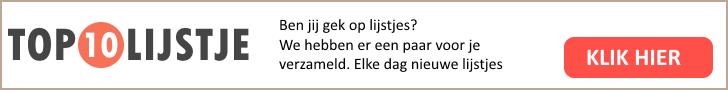 Top10-lijstje.nl - Top 10 lijstjes